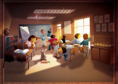 Photo scolaire